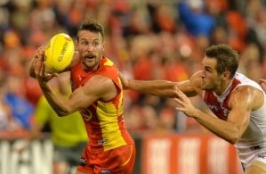 AFL 2015 Rd 10 - Gold Coast v Sydney