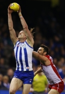 AFL 2015 Rd 11 - North Melbourne v Sydney