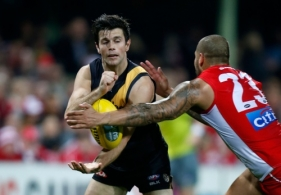 AFL 2015 Rd 13 - Sydney v Richmond