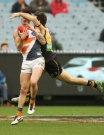 AFL 2015 Rd 14 - Richmond v GWS Giants