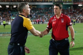 AFL 2015 Rd 14 - Melbourne v West Coast