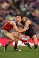 AFL 2015 Rd 14 - Fremantle v Brisbane