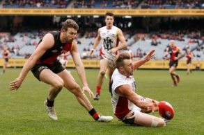 AFL 2015 Rd 15 - Essendon v Melbourne