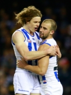 AFL 2015 Rd 15 - North Melbourne v Geelong