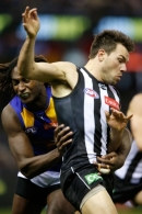AFL 2015 Rd 16 - Collingwood v West Coast