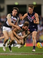 AFL 2015 Rd 16 - Fremantle v Carlton