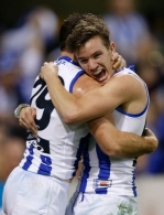 AFL 2015 Rd 17 - Brisbane v North Melbourne