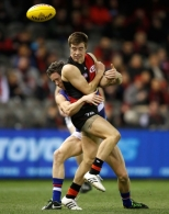 AFL 2015 Rd 18 - Essendon v Western Bulldogs