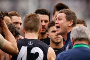 AFL 2015 Rd 19 - Collingwood v Carlton