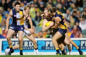 AFL 2015 Rd 19 - West Coast v Hawthorn