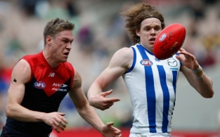 AFL 2015 Rd 19 - Melbourne v North Mebourne