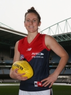 AFL 2015 Media - Cara Donnellan and Emma King
