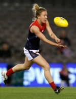 AFL 2015 Media - Western Bulldogs v Melbourne Womens Match