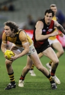 AFL 2015 Rd 22 - Essendon v Richmond