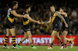 AFL 2015 Rd 23 - Richmond v North Melbourne
