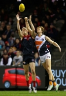 AFL 2015 Rd 23 - Melbourne v GWS Giants