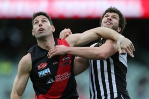 SANFL 2015 Qulaifying Final - Port Adelaide Magpies v West Adelaide Bloods