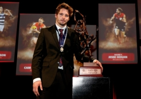 AFL 2015 Media - NAB AFL Rising Star Award