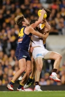 AFL 2015 Second Qualifying Final - West Coast v Hawthorn