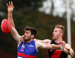 VFL 2015 1st Semi Final - Footscray Bulldogs v Essendon