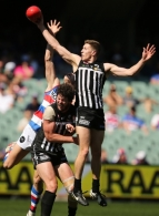 SANFL 2015 1st Semi Final - Port Adelaide Magpies v Central District