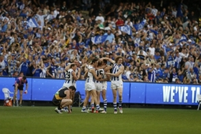AFL 2015 First Elimination Final - Richmond v North Melbourne