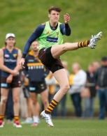 AFL 2015 Training - Hawthorn 170915