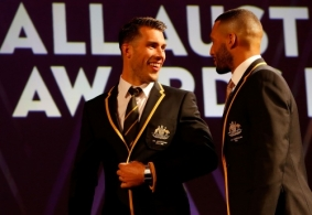 AFL 2015 Media - Virgin Australia AFL All Australian Awards
