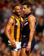 AFL 2015 First Preliminary Final - Fremantle v Hawthorn