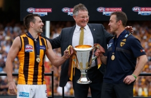 2015 Toyota AFL Grand Final - Hawthorn v West Coast