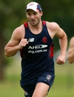 AFL 2015 Training - Melbourne 091115