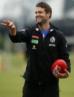 AFL 2015 Training - Collingwood 111115