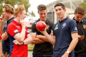 AFL 2015 Media - NAB AFL Draft Media Call