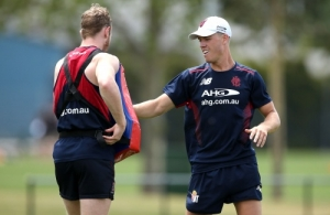 AFL 2015 Training - Melbourne 301115