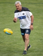 AFL 2015 Training - Carlton 021215