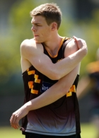 AFL 2015 Training - Hawthorn 031215