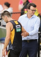 AFL 2015 Training - Richmond 111215