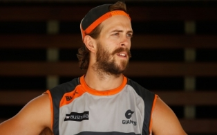 AFL 2015 Training - GWS Giants 181215