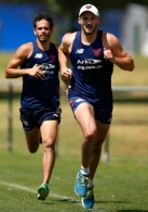 AFL 2016 Training - Melbourne 130116