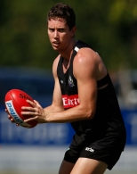 AFL 2016 Training - Collingwood 130116