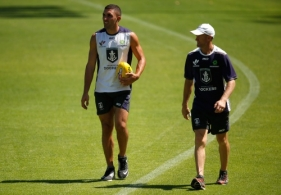 AFL 2016 Training - Fremantle 170216