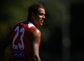 AFL 2016 Training - Sydney Swans 230216