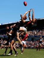 AFL 2016 NAB Challenge - Carlton v Essendon