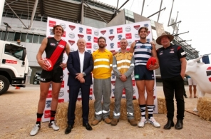 AFL 2016 Media - Country Game Launch
