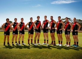AFL 2016 Media - Essendon Top Up Players