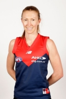 AFL 2016 Media - Melbourne Womens Headshots