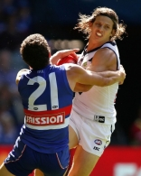AFL 2016 Rd 01 - Western Bulldogs v Fremantle