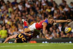 AFL 2016 Rd 01 - West Coast v Brisbane