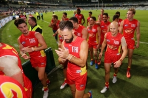 AFL 2016 Rd 02 - Fremantle v Gold Coast