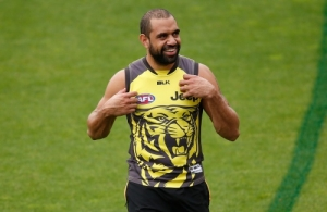 AFL 2016 Training - Richmond 120416